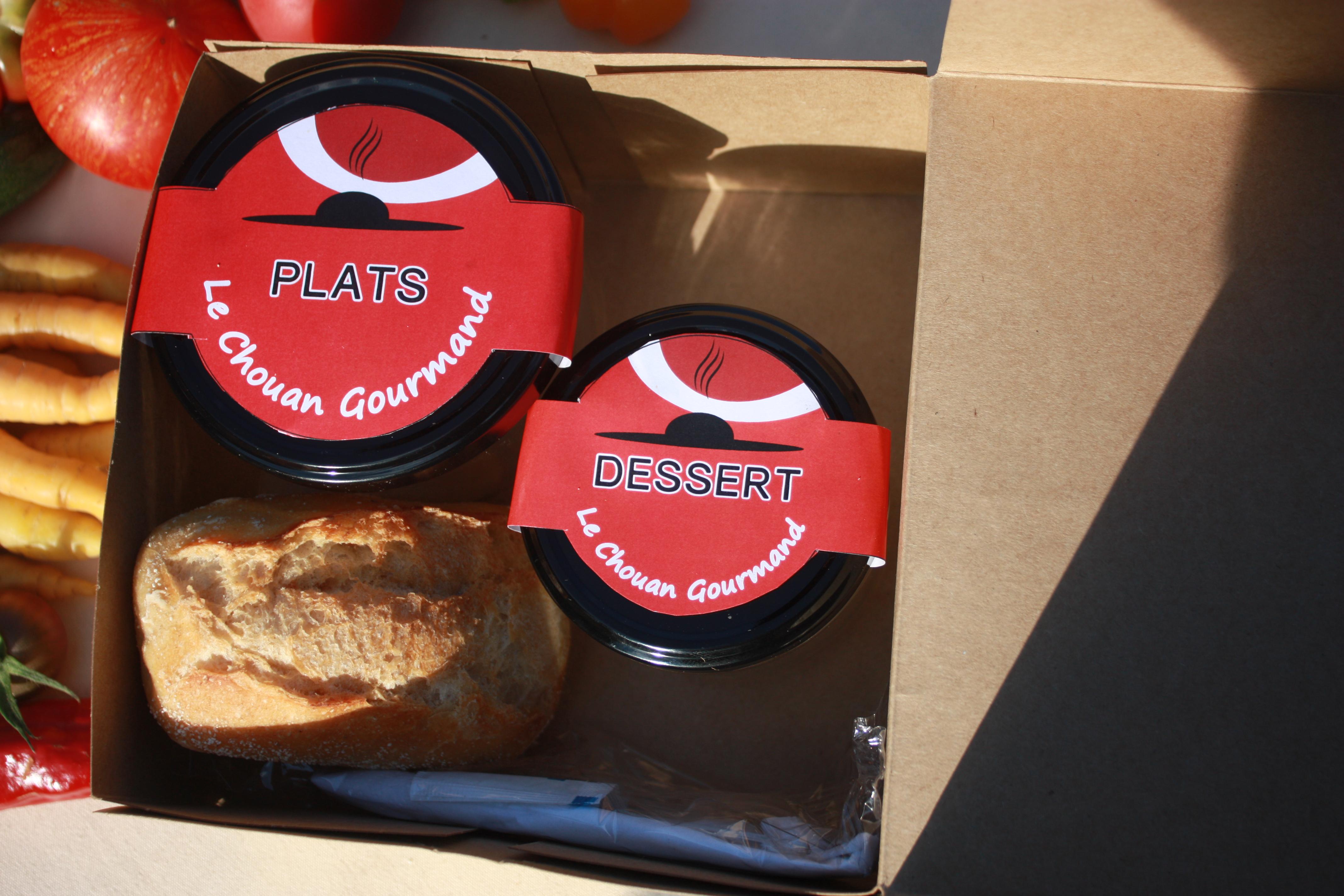 plat, dessert 9€90